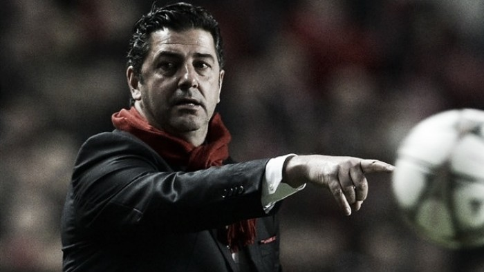 """Rui Vitória: """"El gol de Jonas hizo justicia"""""""