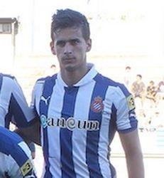 Rui Fonte, con la sub-21 de Portugal