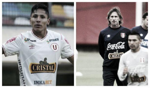 """Gareca: """"Ruidíaz es un jugador convocable"""""""