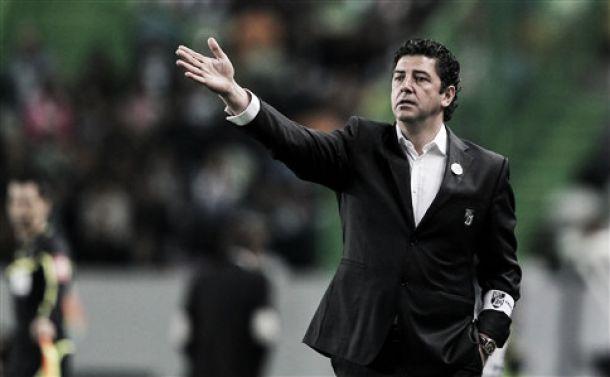 Rui Vitória renueva por tres años