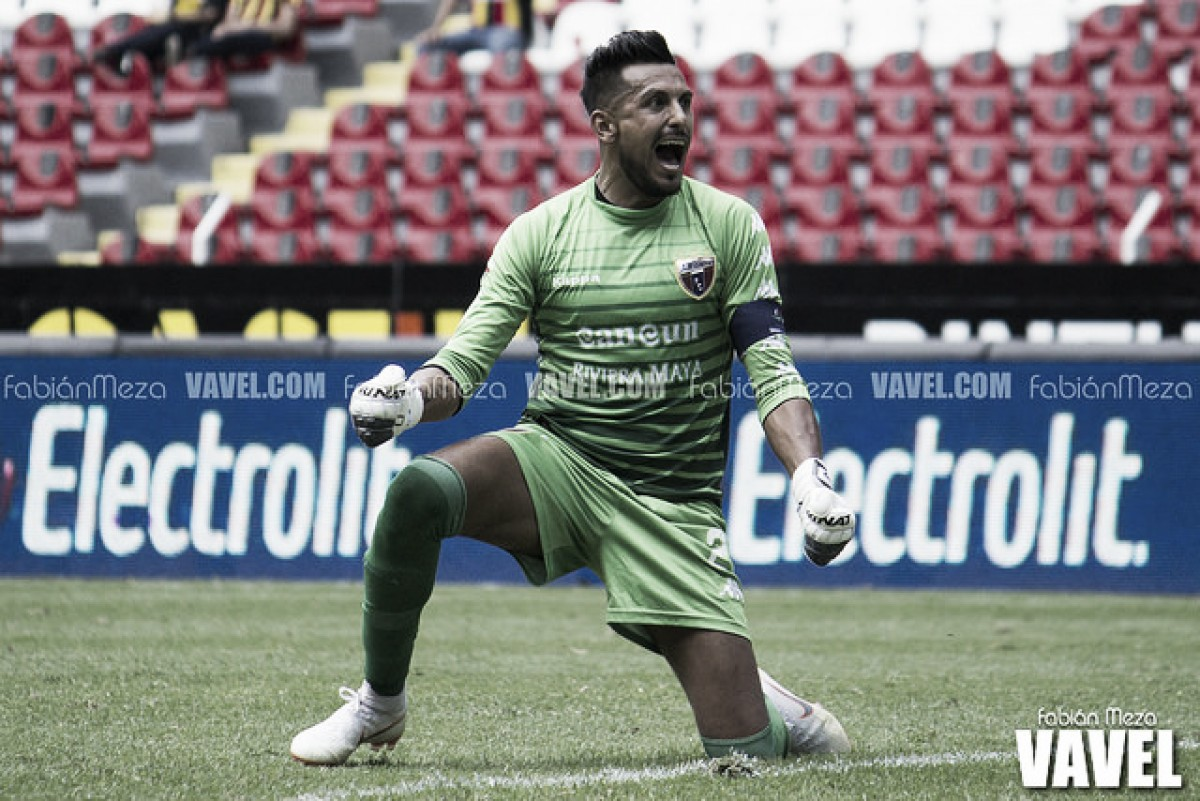 Vilar y 'Kampa', dos guardametas goleadores azulgranas