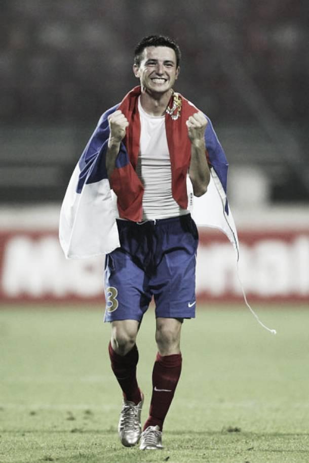 Rukavina vuelve a la selección serbia
