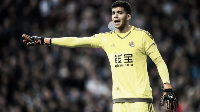 Geronimo Rulli reveals he is close to Manchester City move