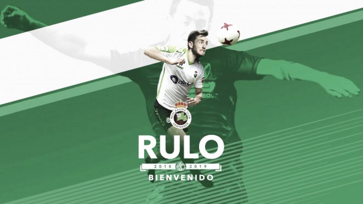 Rulo jugó la pasada temporada en la Sociedad Deportiva Huesca (Foto: www.realracingclub.es)