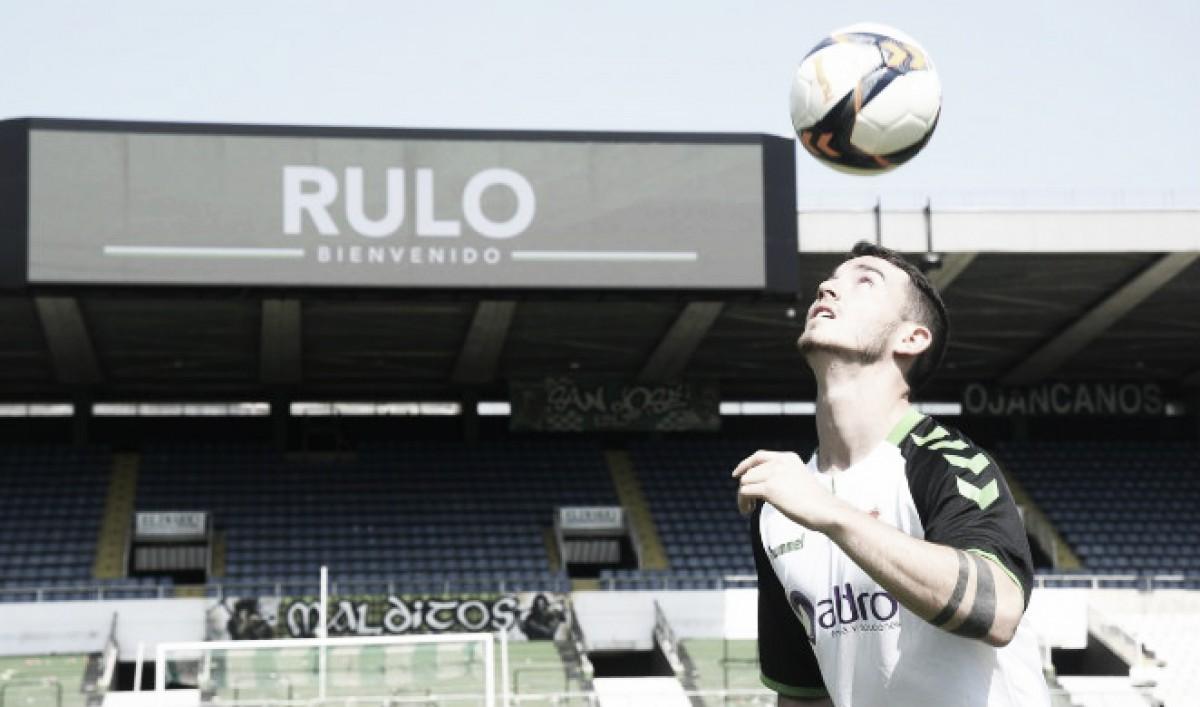 Rulo se define como un jugador muy rápido (Foto: www.realracingclub.es)