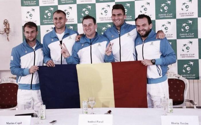 Rumanía luchará con España por el ascenso al Grupo Mundial