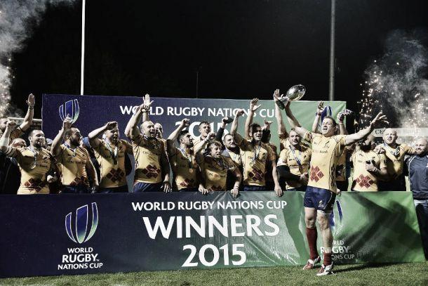 Copa Mundial de Rugby 2015: Rumania