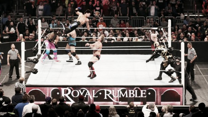 More big names expected for the Royal Rumble