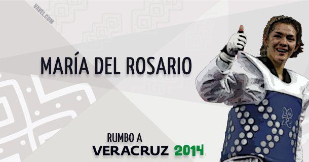 Rumbo a Veracruz 2014: María del Rosario, nacida en Sinaloa y habitante del Olimpo