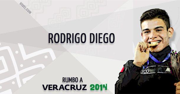 Rumbo a Veracruz 2014: Rodrigo Diego, el futuro del clavadismo