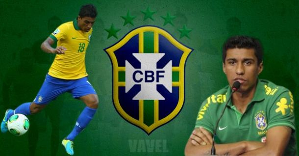 Rumo à Copa: Paulinho