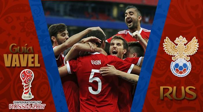Guía VAVEL Copa Confederaciones 2017: Rusia
