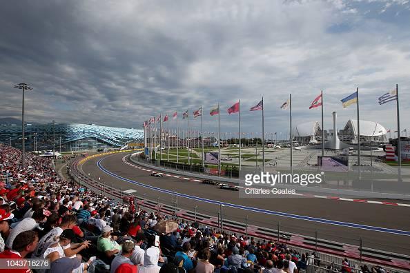 F1: 2019 Russian Grand Prix Preview