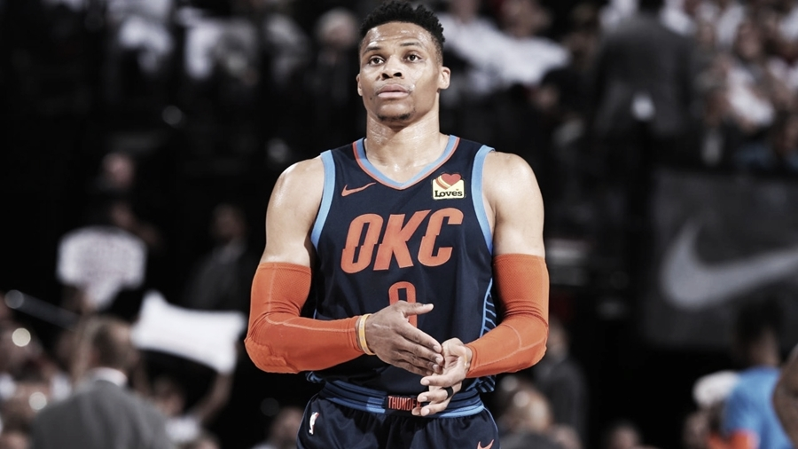 Russell Westbrook é trocado para o Houston Rockets; Chris Paul vai para Oklahoma