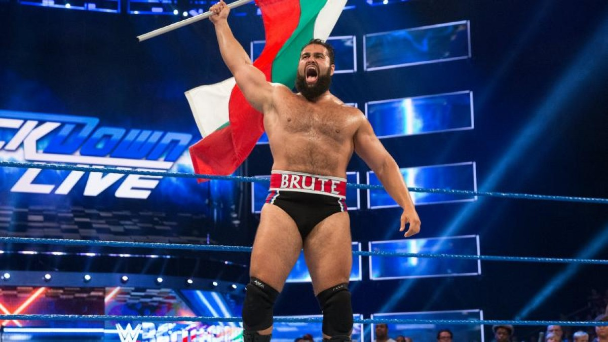 Rusev Back In Casket Match Against Undertaker at Greatest Royal Rumble