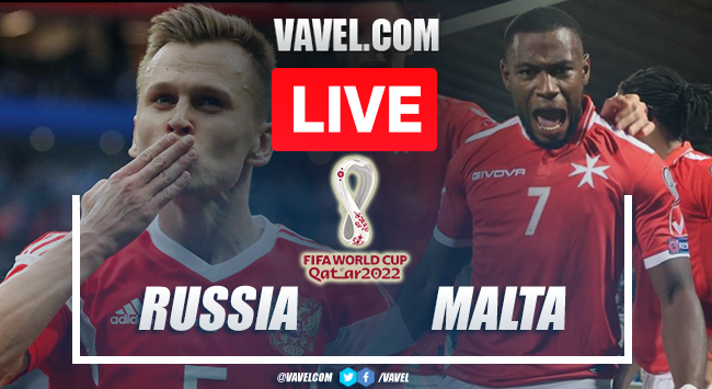 Goals and Highlights: Russia 2-0 Malta in World Cup Qualifying 2021