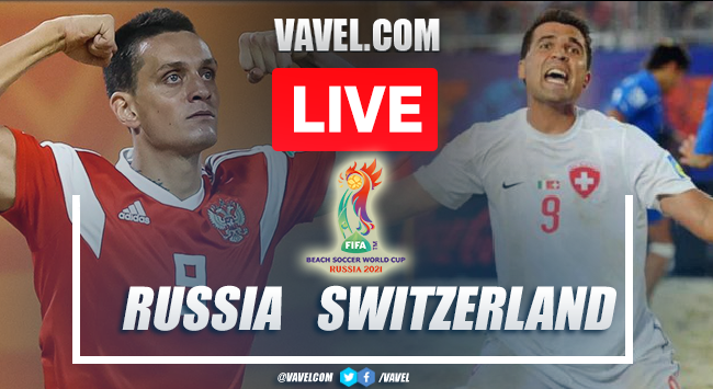 Goals and Highlights: Russia 5(5)-(4) 5 Switzerland in Beach World Cup