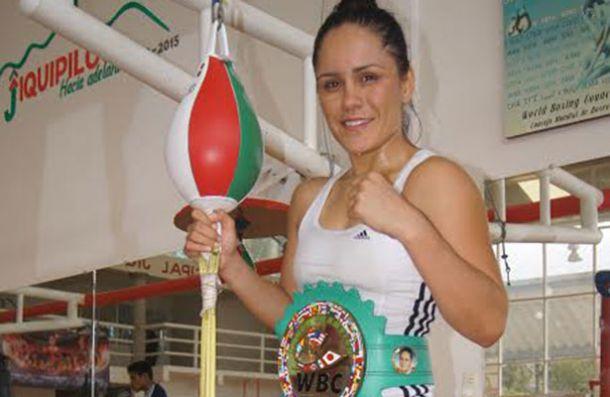 La 'Rusita' Rivas ya espera a su retadora