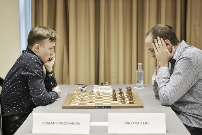 Ruslán Ponomariov vence en el II Cerrado Magistral Neoclassical Chess