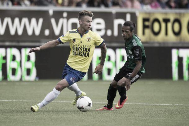 Albert Rusnák es nuevo jugador del Groningen