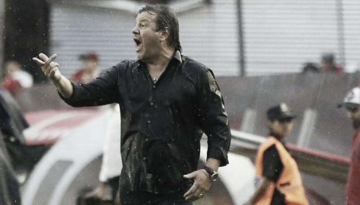 """Ricardo Zielinski: """"Me voy conforme pero con una bronca bárbara"""""""