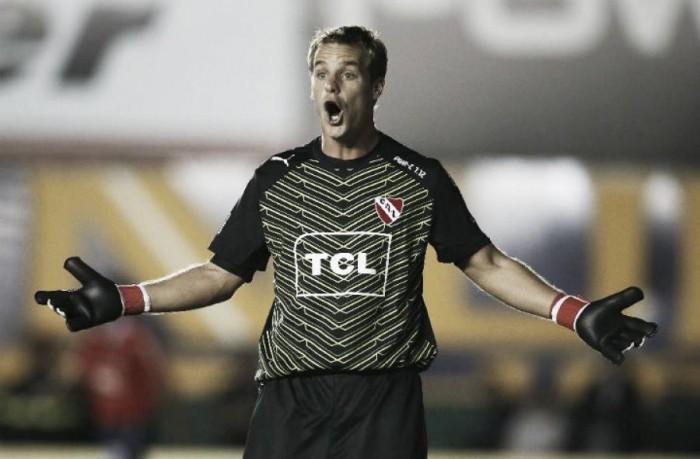 """Diego Rodríguez: """"Siempre soy el más señalado"""""""
