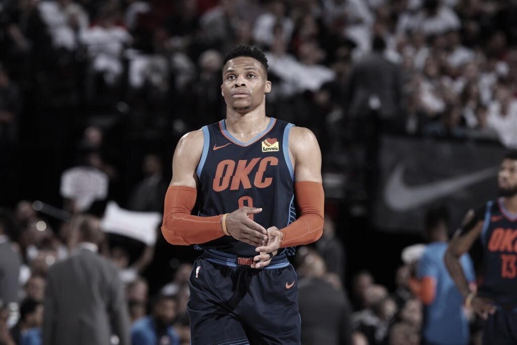 Termina la era de Westbrook en Oklahoma City