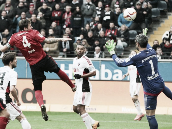Eintracht Frankfurt 1-1 FC Ingolstadt 04: Spoils shared at the Commerzbank Arena