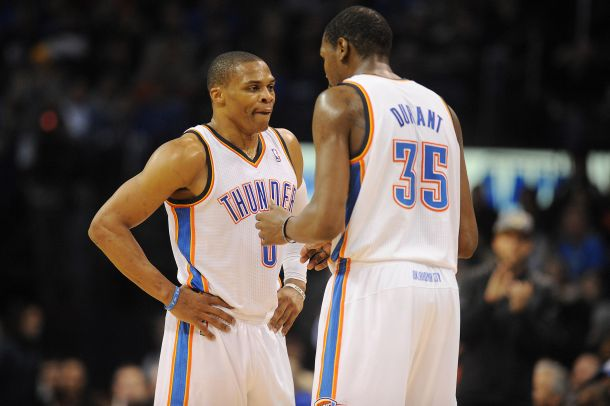 Russell Westbrook Returns, Kevin Durant Still Out