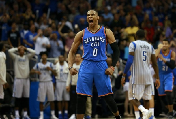 Big Game From Russell Westbrook Puts Oklahoma City Thunder Past New Orleans Pelicans
