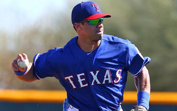 Russell Wilson se entrena con los Rangers