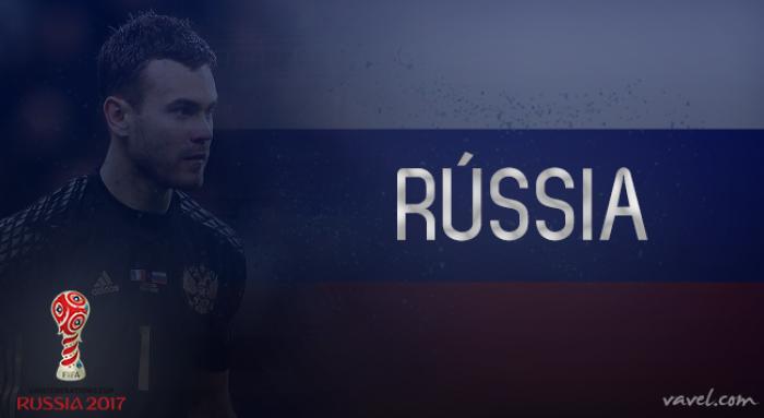 Guia VAVEL da Copa das Confederações 2017: Rússia