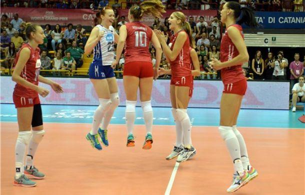 Volley - World Grand Prix: l'Italia cede alla Russia ma si qualifica per la Final Six