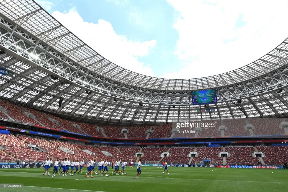 As it happened: Russia thump Saudi Arabia in five-goal romp