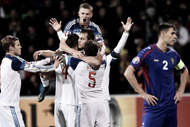 Qualificazioni Euro 2016: Spagna e Svizzera staccano il pass, Montenegro eliminato, Russia vicina