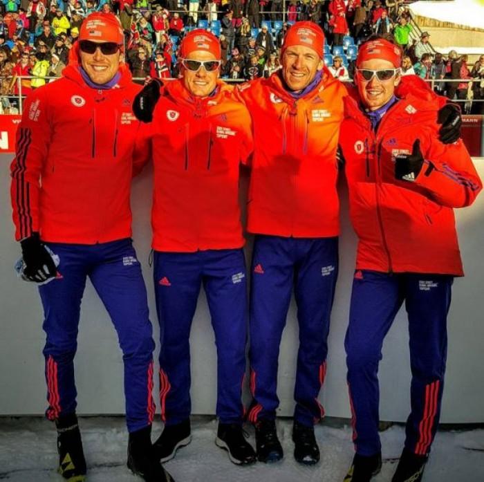Biathlon, Anterselva: la Russia beffa in volata la Germania, terza la Norvegia