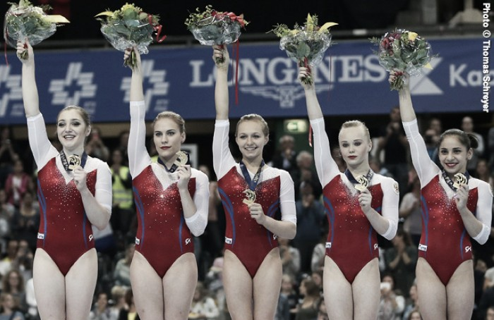 Rio 2016: Russian Women's Gymnastics Olympic Team preview