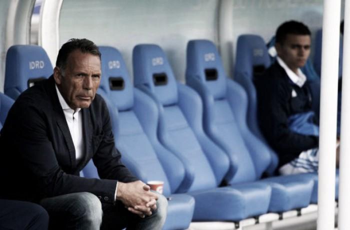 """Miguel Ángel Russo: """"Fuimos más cuidadosos, me alegra por los jugadores"""""""