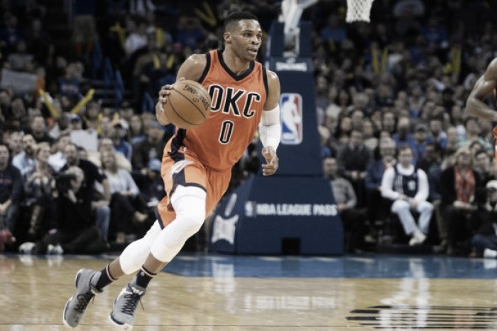 Russell Westbrook joins growing number of players to criticize NBA referees