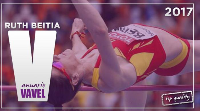 Anuario VAVEL Atletismo 2017: Ruth Beitia, un último salto a la gloria