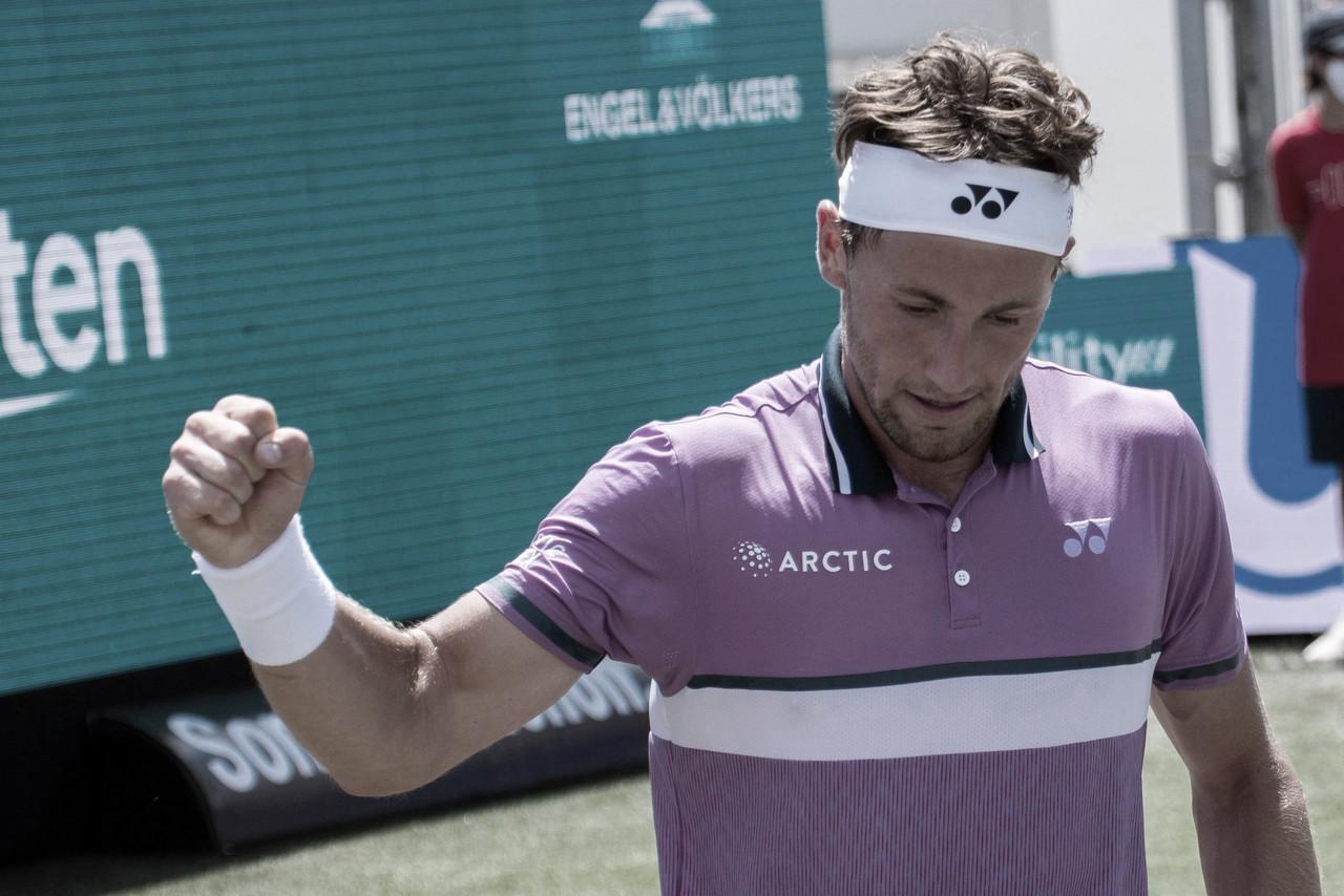 Ruud se impõe contra Carballés Baena e é finalista do ATP 250 de Bastad