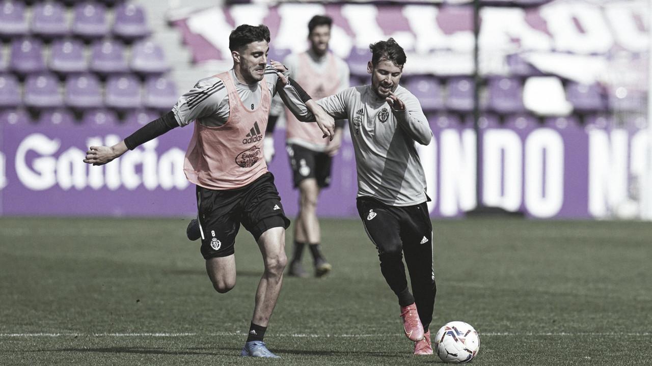"""Sergio González: """"Con una victoria, seguro que veríamos las cosas de manera distinta"""""""