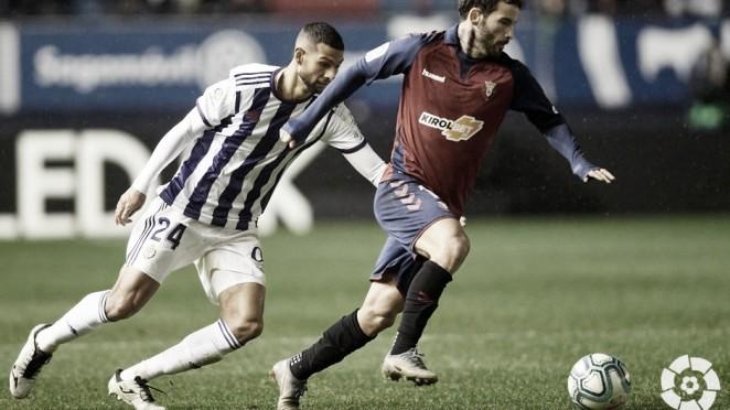 Resumen Real Valladolid 3-2 Osasuna en LaLiga 2020