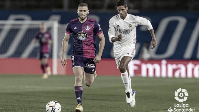 Previa Real Valladolid – Real Madrid: un duelo importante protagonizado por las bajas