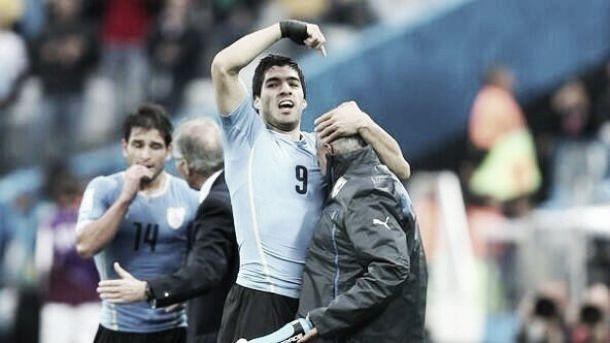 L'Uruguay enfonce l'Angleterre
