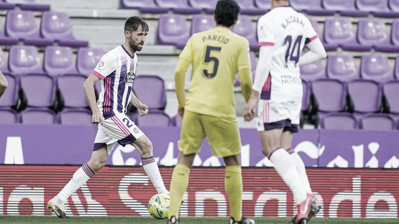 Real Valladolid 0-2 Villarreal: el Pucela, con un pie en Segunda División