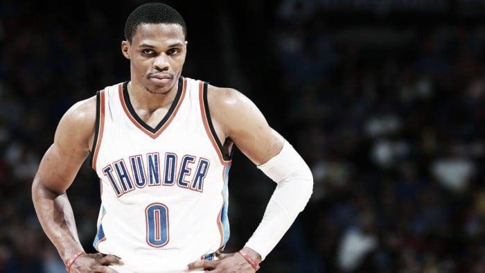Nba, gli Oklahoma City Thunder e il Westbrook furioso