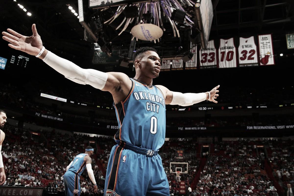 NBA Playoffs - Thunder vs Jazz, talento e organizzazione