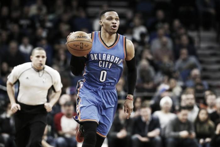 NBA, Westbrook rinnova ancora a cifre iperboliche con i Thunder