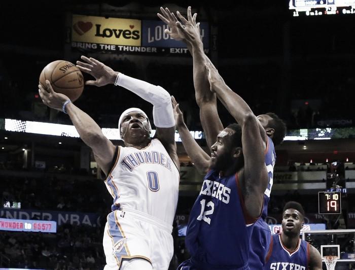 """Oklahoma City Thunder, Westbrook si veste da leader: """"Sarà diverso senza Durant, ma sono pronto"""""""